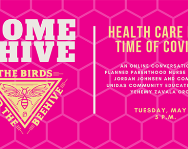 HOME with the HIVE: Upcoming virtual events